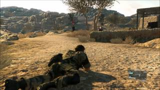 Metal Gear Solid V: The Phantom Pain Gameplay (PC Max Settings/60 FPS)