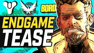 Borderlands 3 | Gearbox Tease How End Game Could Look! - Potential Diablo Rifts?