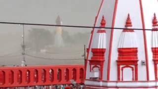 storm in haridwar