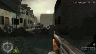 COD: Roads To Victory - PSP - #02. Scavenger Hunt [1/2]