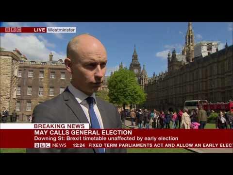 Stephen Kinnock on election announcement, 18 Apr 2017