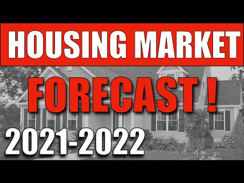 🔵 2021 Housing Market Forecast