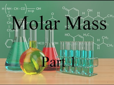 What is Molar mass and how to calculate Molar Mass
