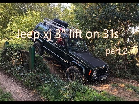 "jeep-xj-3""-lift-31s,-part-two"