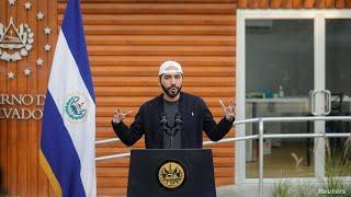 El partido Nuevas Ideas obtiene la mayoría en el Congreso de El Salvador