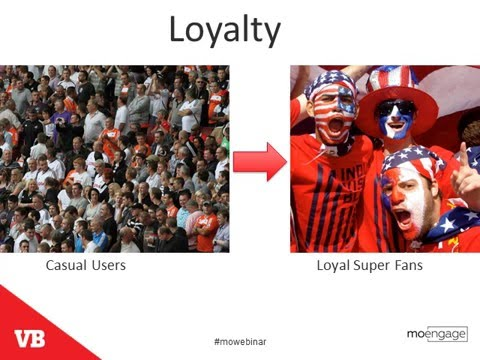 VentureBeat Webinar: Killer Strategies to Build Mobile App User Loyalty