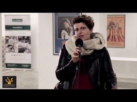 FF 2015 Interviews # 1 Στέλλα Κυριακοπούλου (σκηνοθέτης)