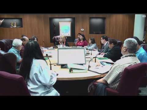 OHA Board Meeting 1-12-17