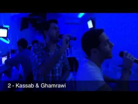 Celebrity duets-Karaoke