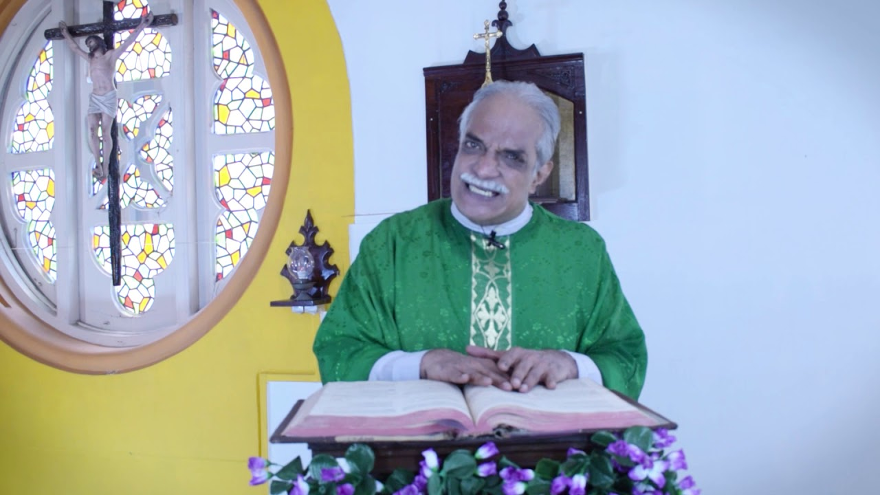 Daily Homilies - Fr  Fernandes
