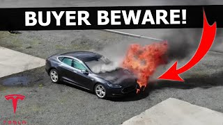 5 Reasons NOT To Buy A Tesla