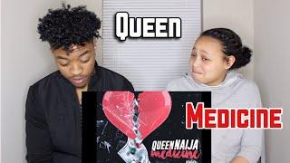QUEEN- MEDICINE (OFFICIAL AUDIO) REACTION
