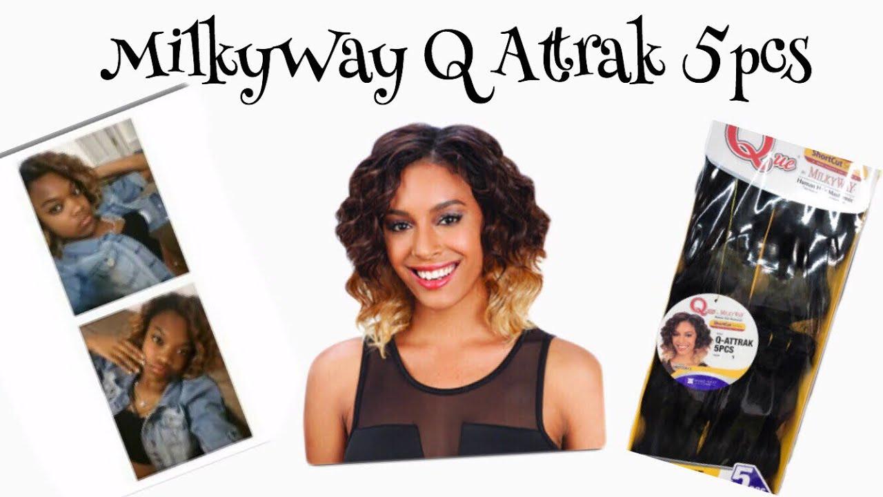 Initial Review Milky Way Q Attrak