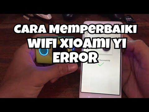 vidio video Seting Xiomi Mi WiFi extender repeater Pro yang tidak terdeteksi Mi Home Mohon dukungann.