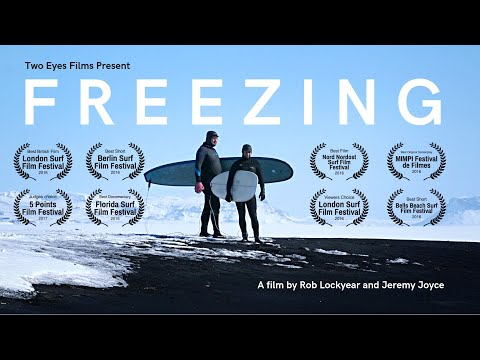 Freezing - A Cold Water Surf Trip