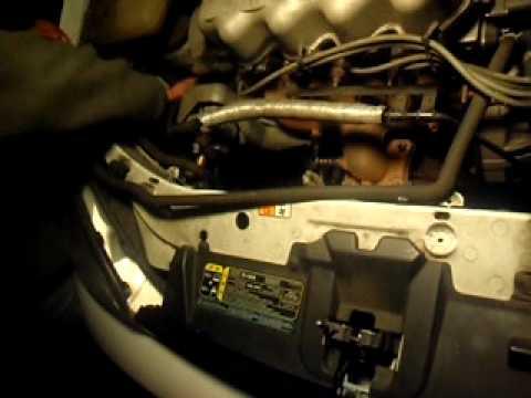 replacing alternator 2002 ford focus
