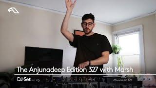 The Anjunadeep Edition 327 with Marsh (Live)