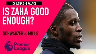 Could Zaha make the Chelsea starting 11?   Chelsea 3-1 Crystal Palace   Astro SuperSport