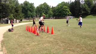 Field Agility And Speed Drills