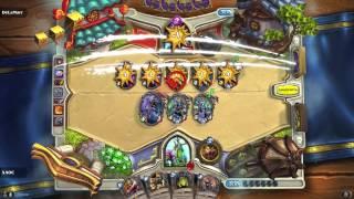 HearthStone: Колода из легендарок