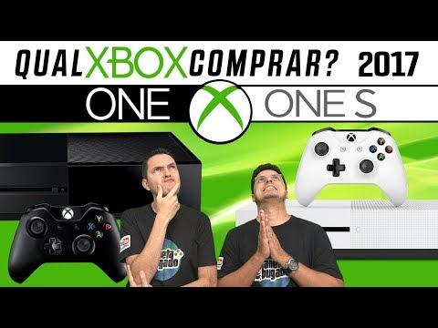 🌎QUAL XBOX COMPRAR? ONE OU ONE S