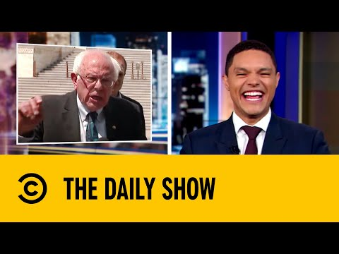 Bernie Sanders Proposes Wiping College Loans | The Daily Show with Trevor Noah