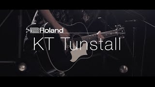 Roland Sessions: KT Tunstall