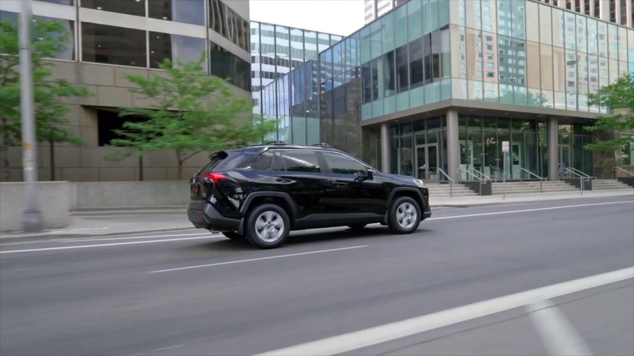 St Charles Toyota The All New 2019 Rav4