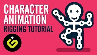character rigging easy character animation tutorial in after effects illustrator and duik plugin