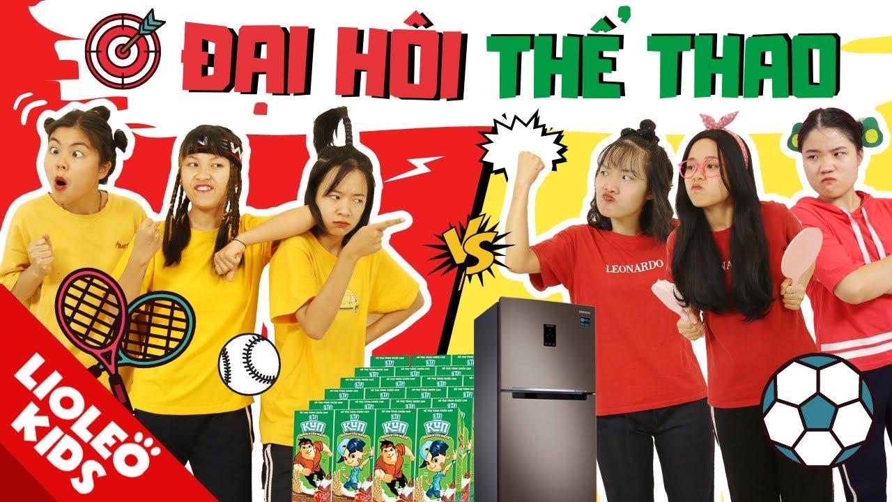 Lớp học siêu quậy VS Lớp học siêu ngầu!! Chiếc TỦ LẠNH 8 TRIỆU & Bò Moo KHỔNG LỒ sẽ thuộc về ai??