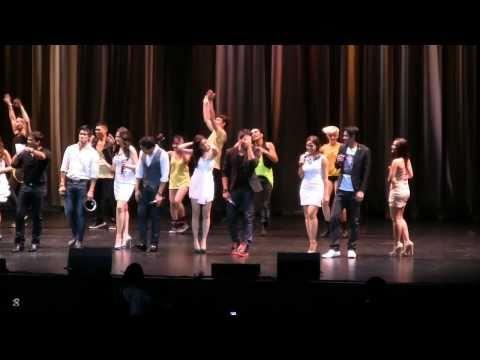 Star Magic 18 2011 US Tour - Shrine Auditorium Los Angeles Part1