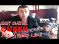 Download It's A Hard Life - Queen - acoustic guitar tutorial MP3 song and Music Video