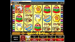 Pollen Nation Spielautomat Tricks -  kostenlos spielen