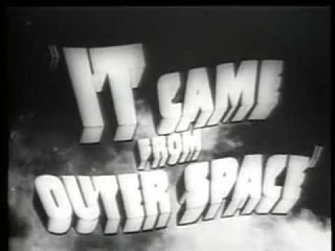 1953 it came from outer space trailer 1 youtube for Watch it came from outer space