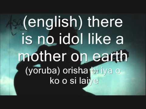 So Beautiful by Asa (Lyrics in English and Yoruba)
