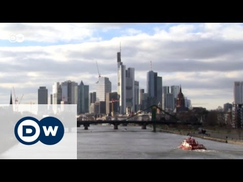 Die neue Frankfurter Skyline | Euromaxx