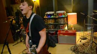 Through The Crowd - Postcards to the 585 (Bluebrick Sessions)