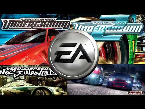 Need for Speed OST Best from NFS