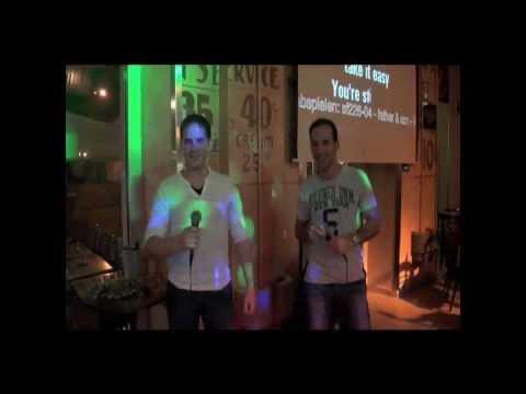 Saturn Karaoke: Father and son by Jürgen und Alex