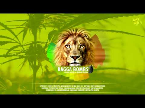 RAGGA BOMBS - Special Mix Vol.3 (Mixed By Bassing)