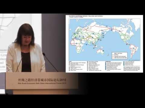 Helga Zepp-LaRouche in China : International Forum on New Silk Road