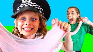 Gambar cover SLIME Pretend Play w/ The Norris Nuts