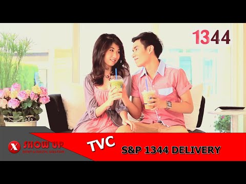 [TVC] S&P - 1344 Delivery (2012 Version) - 1 Minute