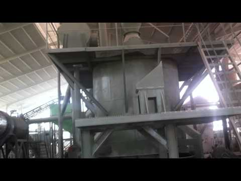 Grinding Mill Plant-Shanghai Lipu