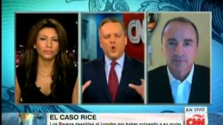 Ray Rice Domestic Video and the NFL Business- STOP THE ABUSE | w/ Lili Gil on CNN