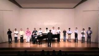 Donkusak合唱団第17回自前音楽会 第3ステージ オペラ合唱曲集 指揮 永島...