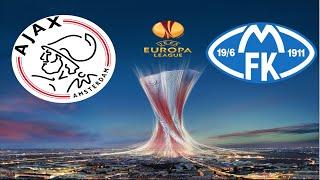 Video Gol Pertandingan Ajax Amsterdam vs Molde