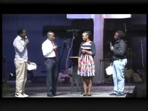 Proposal at Mavuno Church Wanjiku and Muthoka