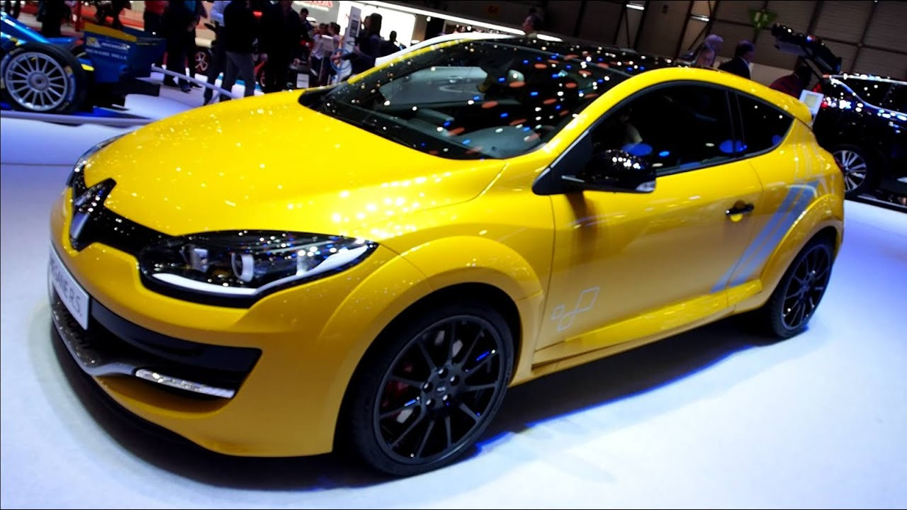 2015 renault megane rs 275 trophy r exterior and interior walkaround youtube. Black Bedroom Furniture Sets. Home Design Ideas