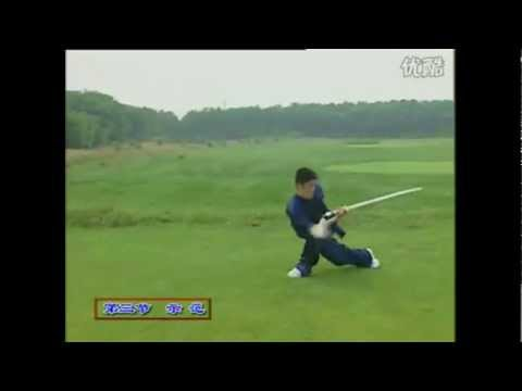 Martial Arts Lessons:  Art of the Sword (2003) as Classical Dance Template